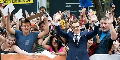 Eight things we learned about Benedict Cumberbatch | Movies | Entertainment | Toronto Sun