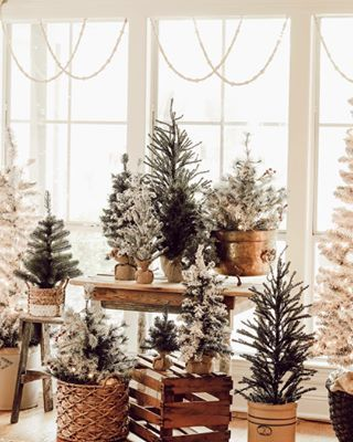how to transition from christmas to winter decor christmas rh in pinterest com