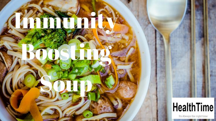 The immune-boosting soup is made with a virtual garden of powerful ingredients that contain beneficial nutrients for your immune system. Healthtime gives you ultimate Immune boosting soup tips.  . . . .  To Know More Visit- https://healthtime.xyz/immunity-boosting-soup-from-6-everyday-ingredients/  #immunity_boosting_soup