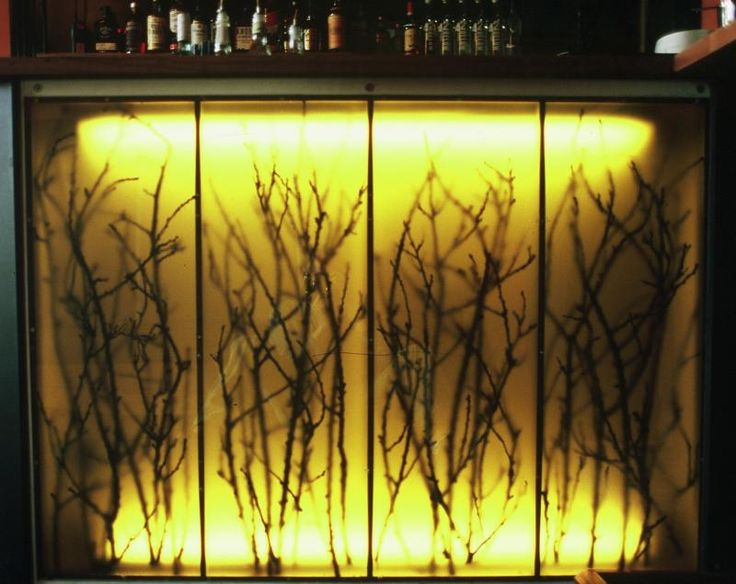 bar or wall panels