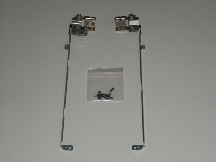 "Acer Aspire 5738Z Left Right Hinge Bracket Set 15.6"" w/ Screws"