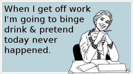 Maybe not today but certainly have had many shifts like this!  I think we have all had days like this.