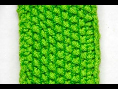 How to Knit * Edge Stitches *.  Six techniques to create beautiful edges on your knitting. part 1