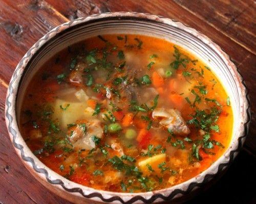 Filléres lestyános sűrű raguleves – Mint gyerekkoromban az aprólék leves!