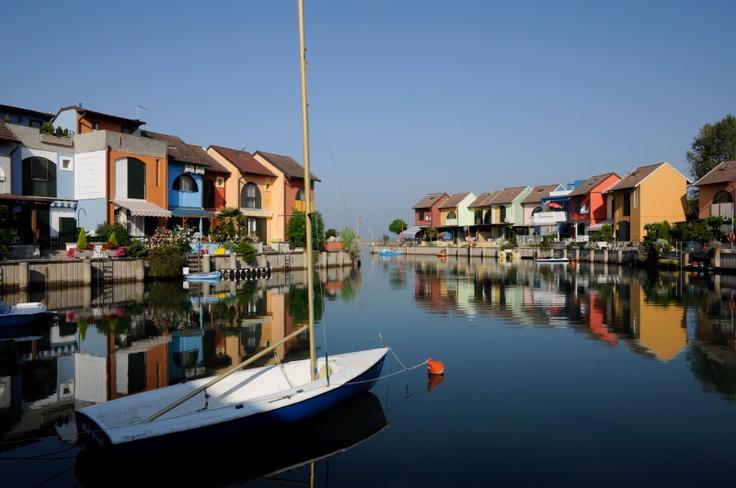 PepeMare: Ferienwohnungen auf der Insel Albarella, Venetien