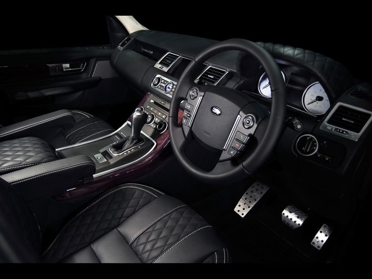 2010 Range Rover Sport Interior Black Images Galleries With A Bite