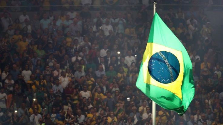 Veja as melhores imagens do momento histórico: a Cerimônia de Abertura dos Jogos Olímpicos Rio 2016 - ESPN.com.br