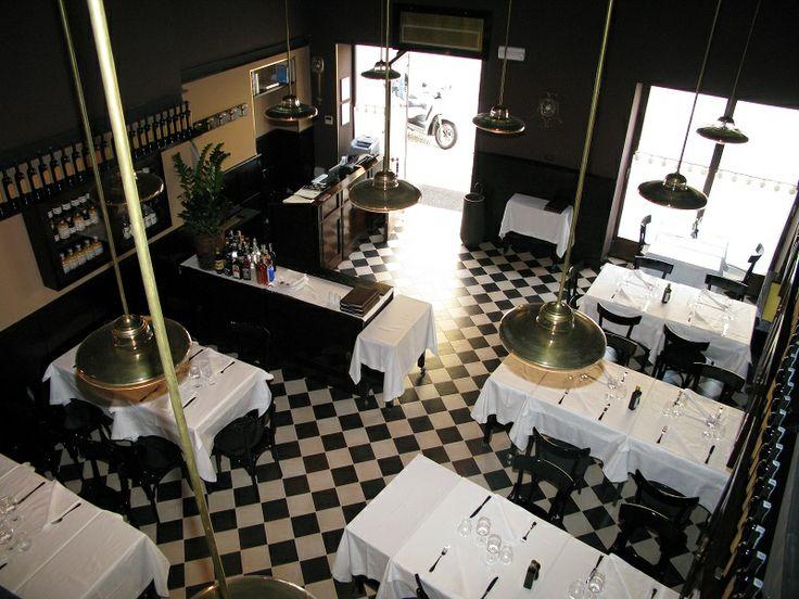 Verona - restaurant Pescheria I Masenini