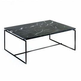 Table basse en marbre Frenchrosa