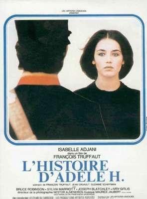 François Truffaut - L'Histoire d'Adèle H (1975)