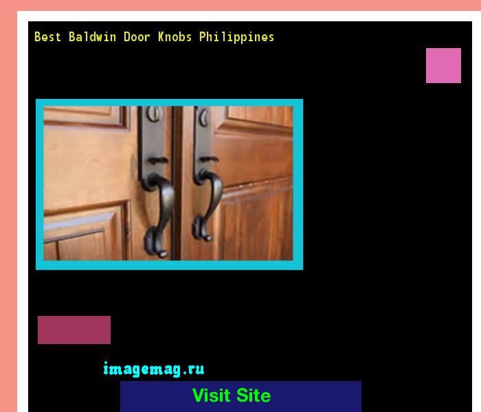 Best Baldwin Door Knobs Philippines 183556 - The Best Image Search