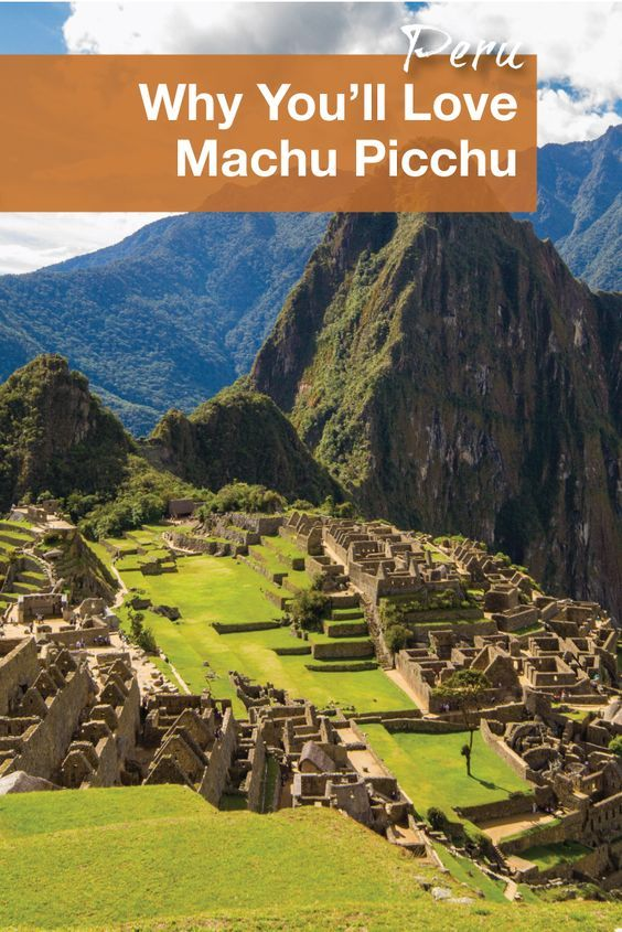 Visiting Machu Picchu with Kids. Travel in South America.