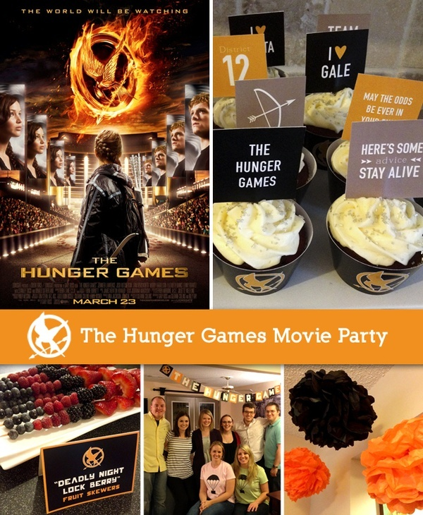 1000+ Images About Hunger Games Party On Pinterest
