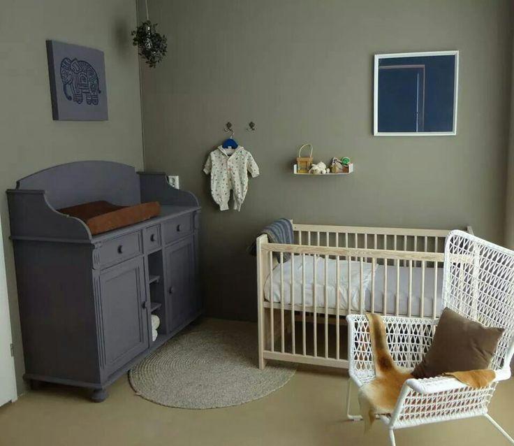 baby hoekje in slaapkamer | slaapkamer | pinterest, Deco ideeën