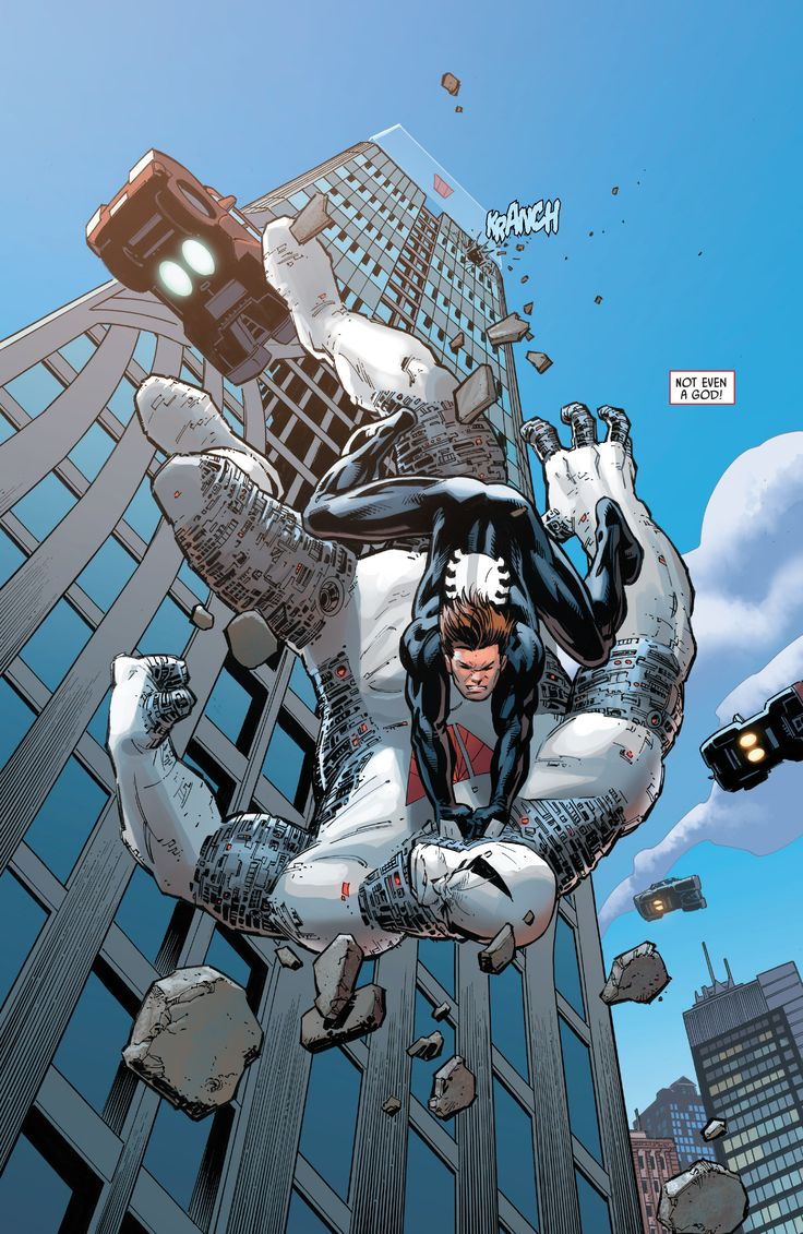 Amazing Spider-Man: Renew Your Vows (2015) Issue #5 - Read Amazing Spider-Man: Renew Your Vows (2015) Issue #5 comic online in high quality