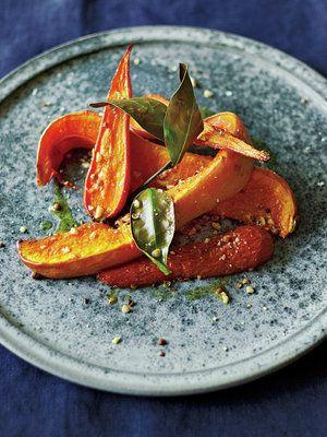 【ELLE a table】かぼちゃとにんじんのローストレシピ|エル・オンライン