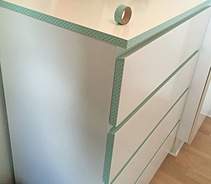 DIY: Upcycling af (MALM) kommode