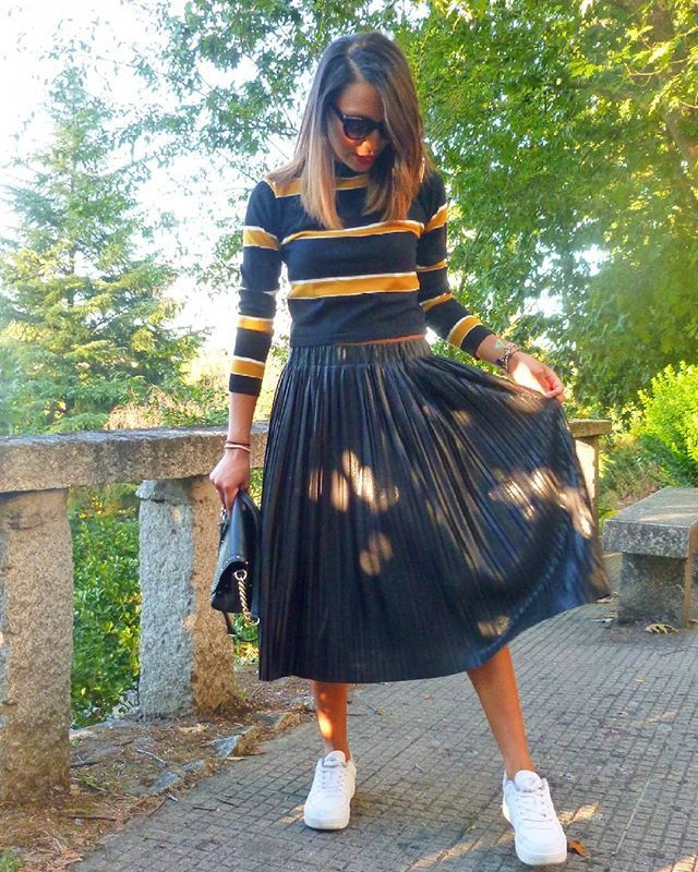 ¡ Hola mis chic@s ! Hoy os dejo mas #detalles de mi último #post www.marvelous-minaya.com Que tengáis un feliz fin de semana amores Buenas noches #moda #style #starstyle #influencer #blog #otoño #paris #outfitoftheday #outfits #insta #instablogger #instabeauty #bloggers #quieroser #marcas #diseñadores #zara #madrid #barcelona #orense #marvelousminaya #stradivarius #pg #followdiamonday #follow #kissmylook