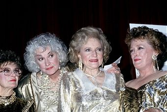 1000 ideas about bea arthur on pinterest rue mcclanahan for Why did bea arthur leave golden girls
