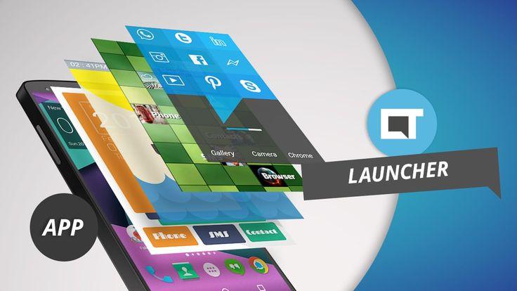 Melhores launchers para Android - #DicaDeApp