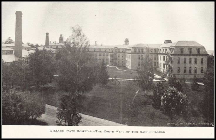 North wing of the main building | Flickr - Photo Sharing!