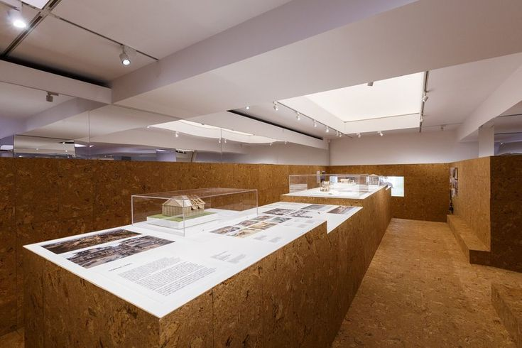 Creation from Catastrophe | Architecture Exhibition Spaces Design Inspiration…