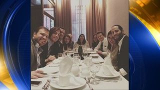 Rosanna Scotto and Greg Kelly served as witnesses to the wedding of GDNY producer Leyla Fayyaz and Matt Fried.