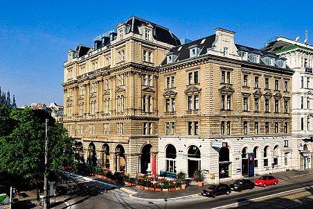 City Break Viena - Hotel Regina 4*