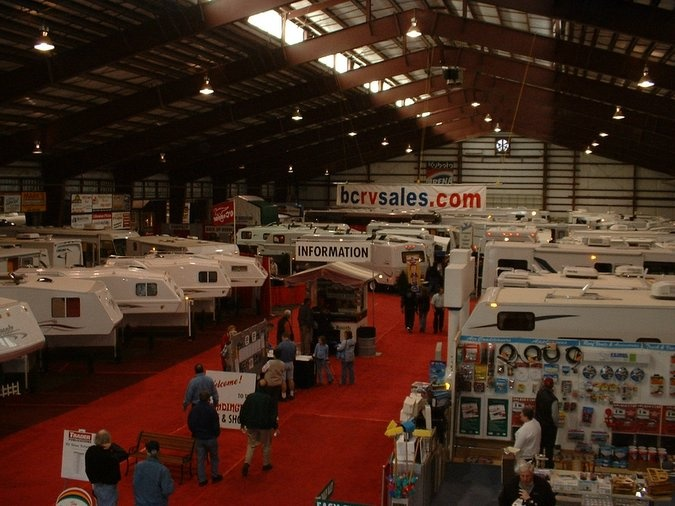 RV shows, music festivals, rodeos.. You name it!