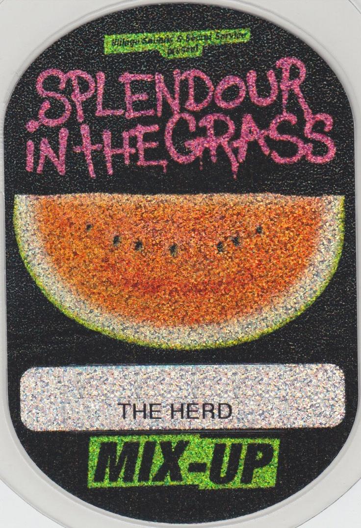 Splendour in the Grass - 2007