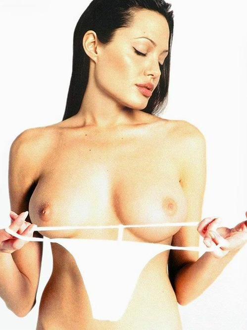 Angelina jolie naked leaked pics