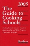 Contains detailed descriptions of more than 1,000 schools, colleges, culinary apprenticeships, cooking vacations, wine courses, food and wine organizations, and publications worldwide. Programs for both career and home cooks.