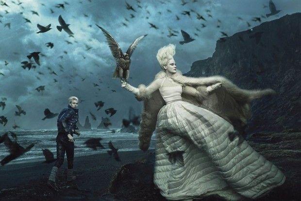 Энни Лейбовиц сняла рекламную фотосессию для Moncler (Интернет-журнал ETODAY)