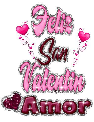 Feliz San Valentin Amor