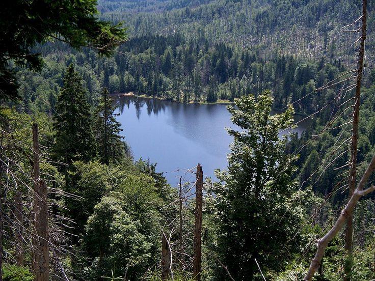 Rachelsee - Bayerischer Wald