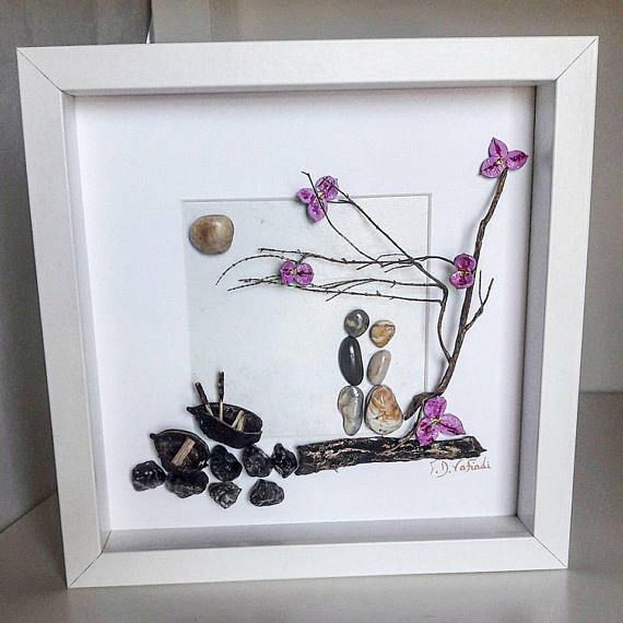 Hey, I found this really awesome Etsy listing at https://www.etsy.com/listing/543499919/pebble-art-couple-wedding-valentines