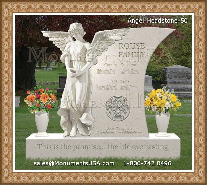 17 best images about angel headstones on pinterest