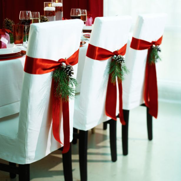 Inspired Design: Holiday Style Files: Red & White