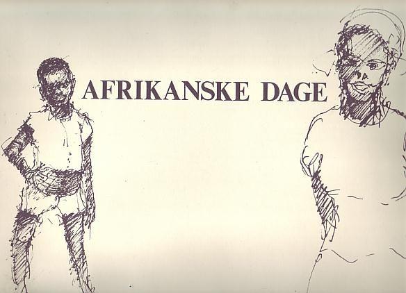Toldam, Sven - Afrikanske Dage   5584