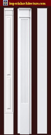 94 Best Pilasters Images On Pinterest Home Theatre
