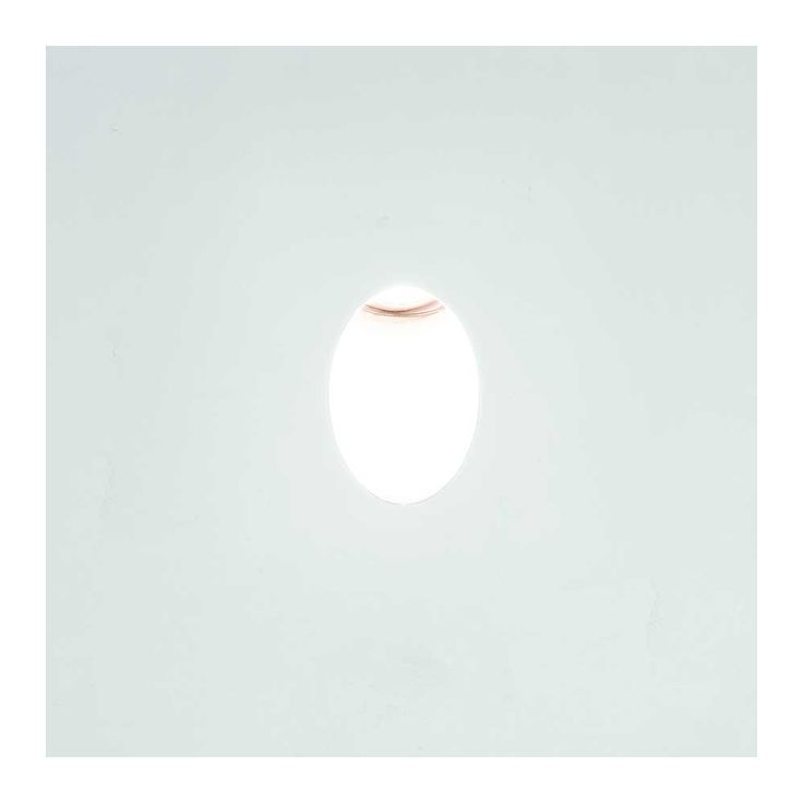 Astro 7341 Leros Round LED Wall Light