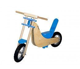 BabyMoto - Chopper blauw  http://www.planethappy.nl/baby-moto-chopper-blauw.html