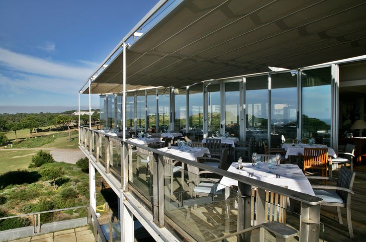 If you choose the terrace @ the verbasco restaurant