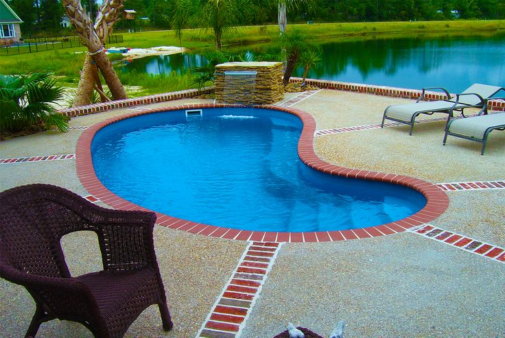 1000 Ideas About Kidney Shaped Pool On Pinterest Pool