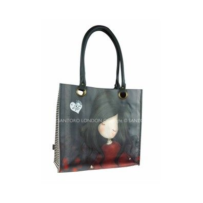 Large shopping bag by Santoro