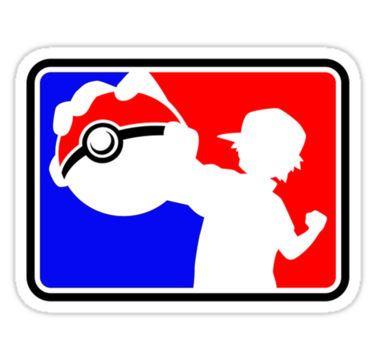 MLG Pokemon Stickers