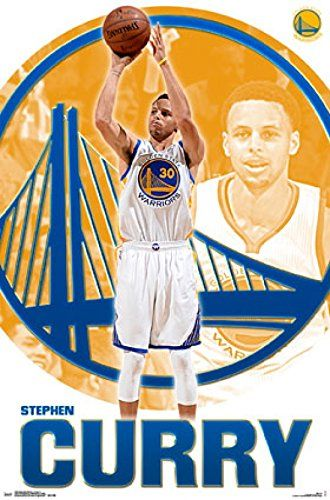 The Poster Corp Golden State Warriors - Stephen Curry 15 Poster (55.88 x 86.36 cm) Golden State Warriors - Stephen Curry 15 was reproduced on Premium Heavy Stock Paper which captures all of the vivid colors and details of the original. The overall paper size is 55.88 x 86.36 cm and  http://www.comparestoreprices.co.uk/december-2016-5/the-poster-corp-golden-state-warriors--stephen-curry-15-poster-55-88-x-86-36-cm-.asp