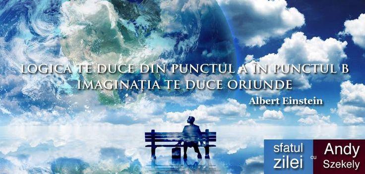 imaginatie citat albert einstein