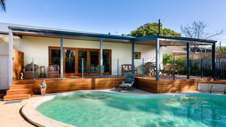 Castle Rd alfresco & pool by Exactus Homes, Perth