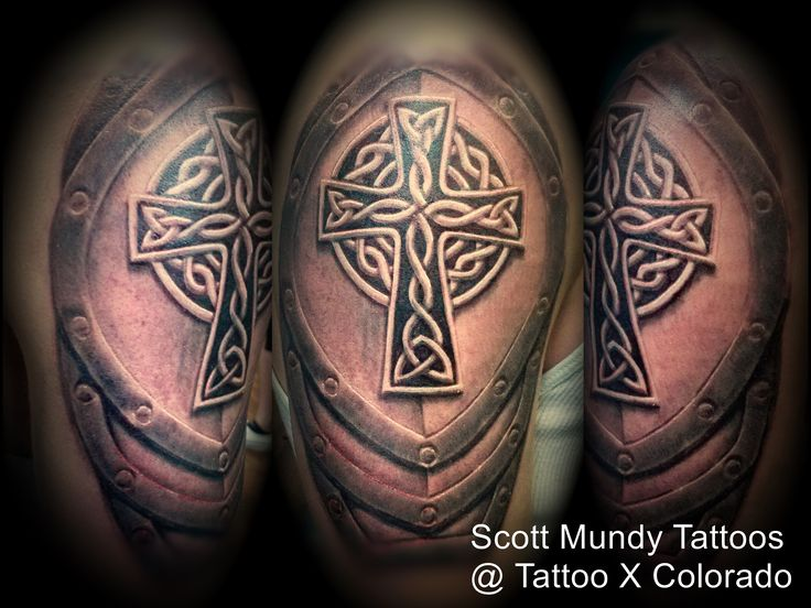 Done by Scott Mundy @ Tattoo X Colorado.